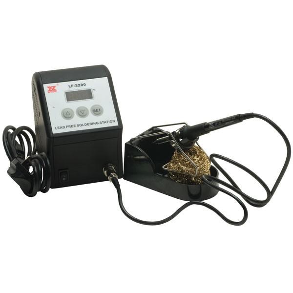 xytronic lf 3200 120 watt high frequency soldering station lf 3200. Black Bedroom Furniture Sets. Home Design Ideas