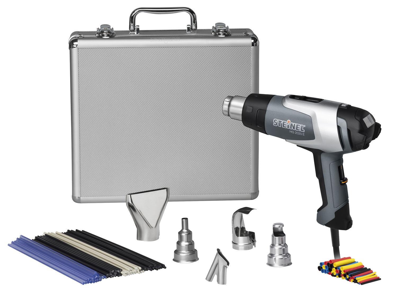 Best Power Tool Combo Kit 2020 110051541 Steinel Silver Anniversary Heat Gun Kit with HL2020E