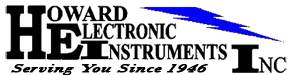 Howard Electronic Instruments, Inc. serving you since 1946