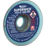 426-LF MG Chemicals 2.5mm Lead Free Desoldering Braid / Solder Wick