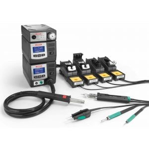 JBC premium SMD Rework station with LCD Inspection Station