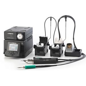 JBC Tools DDVE-1B Rework Station with Pneumatic Pump