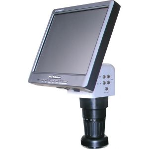 "View Solutions MV02011121 10"" LCD Zoom Inspection Body"