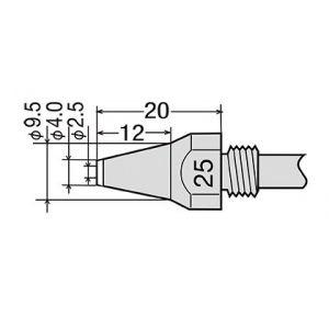 Goot - TP-100N-25