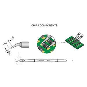 JBC - C120-002 cartridges