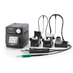 DMSE-1A JBC Tools 4 Tool Rework Station with Electric Pump