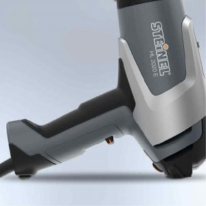 HL2020E Steinel Electronic Heat Gun with LCD Display Stand