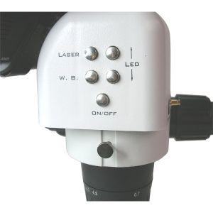 HEI-VM-TS-10 HEI Scope LCD side view