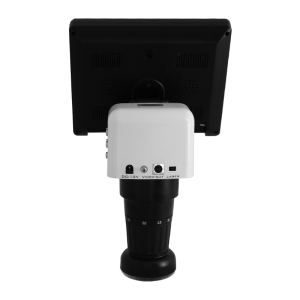 HEIScope HEI-VM-LCD MV02011111 High Resolution LCD Zoom Inspection System Microscope