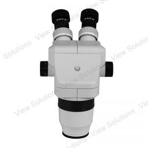 SZ05011121 View Solutions Stereo Zoom Binocular Body Microscope back